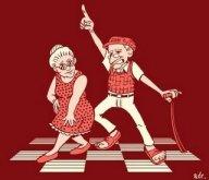 dança para terceira idade