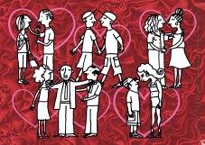postal da saude: diversidade sexual