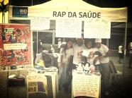 RAP da Saúde no Dia Mundial da Saúde, no Parque Madureira