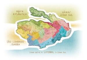 Cartografia da Rocinha no Ambiente da Primeira Infância: resultados estão disponíveis on-line