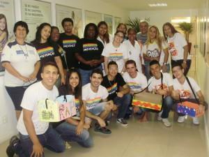Multiplicadores do RAP e profissionais de Saúde no Madureira Shopping: prevenção às violências no namoro e às DST