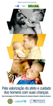paternidade e cuidado na rede SUS