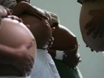 mulher negra e pré-natal