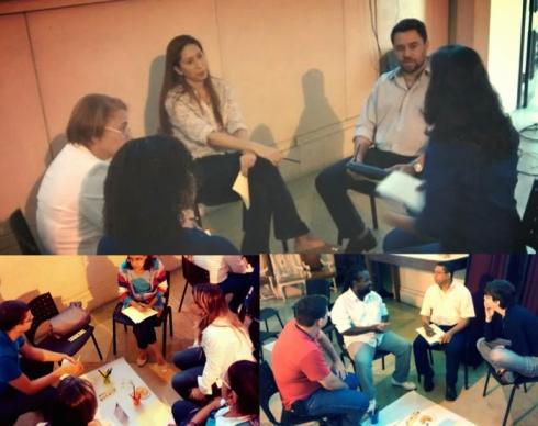 O Café com Ideias sobre Valorização da Paternidade reuniu profissionais de saúde, educação e comunicação para trocar experiências e planejar ações para o Mês de Valorização da Paternidade