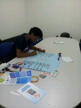 Confecção de material educativo RAP da Saúde CAP 2.2