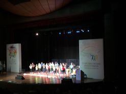 Coral Brasileirinho na Abertura da Conferência