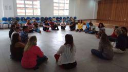 Dinâmica com reflexão em grupo