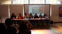 Segunda mesa de debate e apresentação lançamento app Partiu Papo Reto