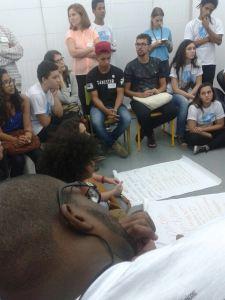 RAP Saúde no Grupo de Trabalho do Comitê de Jovens da PCU